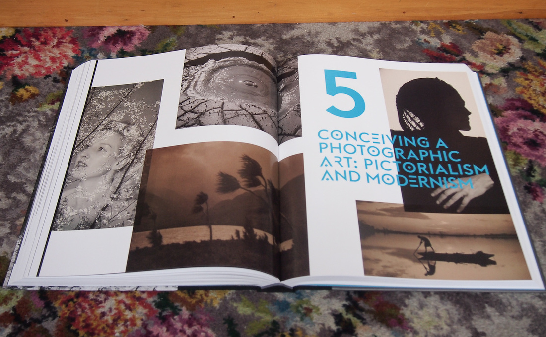 New Zealand Photography Collected, Chapter 5 spread, photo by James Gilberd photospace Gallery Wellington