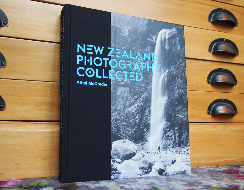 New Zealand Photography Collected - cover. Photo and book reviewJames Gilberd
