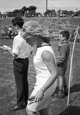 Onslow College Sports Day 1967, Photo: G. Wilton & M. Bajko