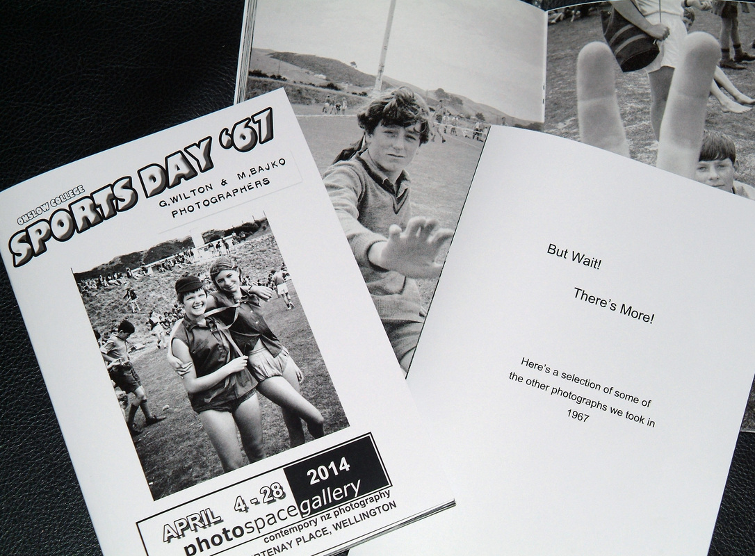 Onslow College Sportrs Day 1967, Michael Bajko, Graham Wilton, documentary photography book, Photospace Gallery, Wellington New Zealand
