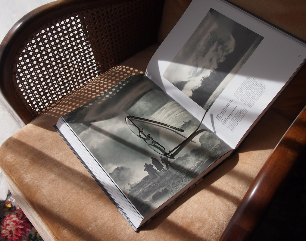 New Zealand Photography Collected lying open on chair, Photo: James Gilberd