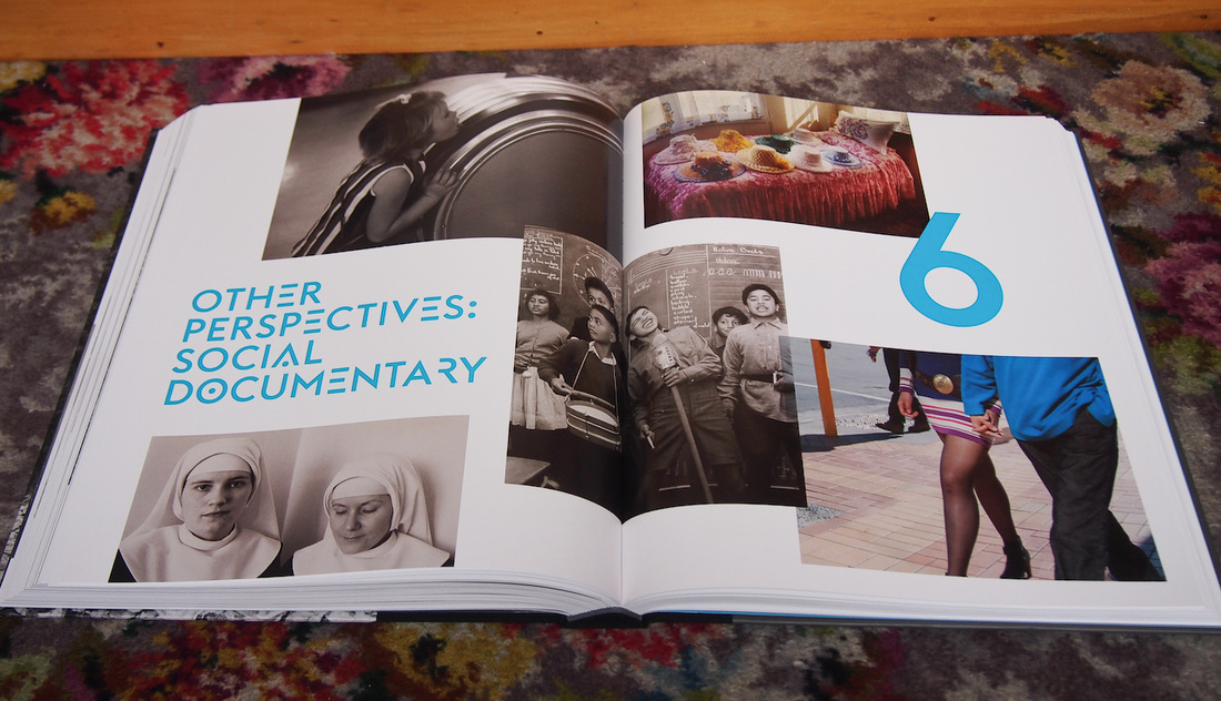 New Zealand Photography Collected, Chapter 6 title spread