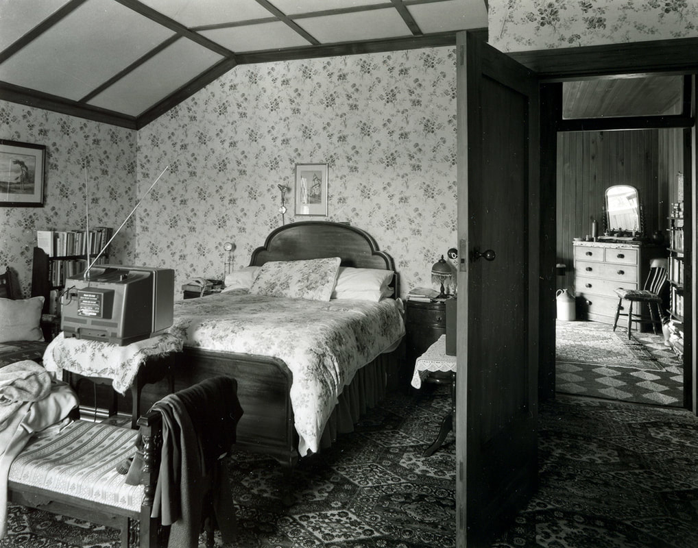 'Parental bedroom, 19-4-2012' from 'Portrait of a House'. 8