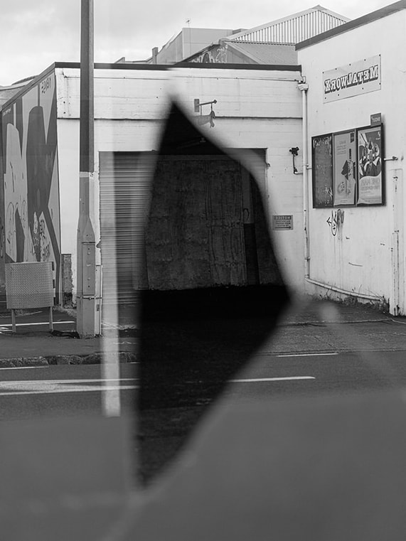 Gil Eva Craig - untitled no.3, Online exhibition: A Month of Sundays - Responses to the Covid-19 Lockdown, Photospace Gallery contemporary New Zealand photography, urban photography wellington NZ