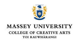 We thank Toi Rauwharangi - the Massey University College of Creative Arts for its support  of this exhibition at Photospace Gallery, Wellington