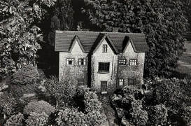 Peter Peryer 'Home' 1991 silver-gelatin print, Photospace Gallery in association with Bowerbank Ninow Gallery, Wellington viewing.
