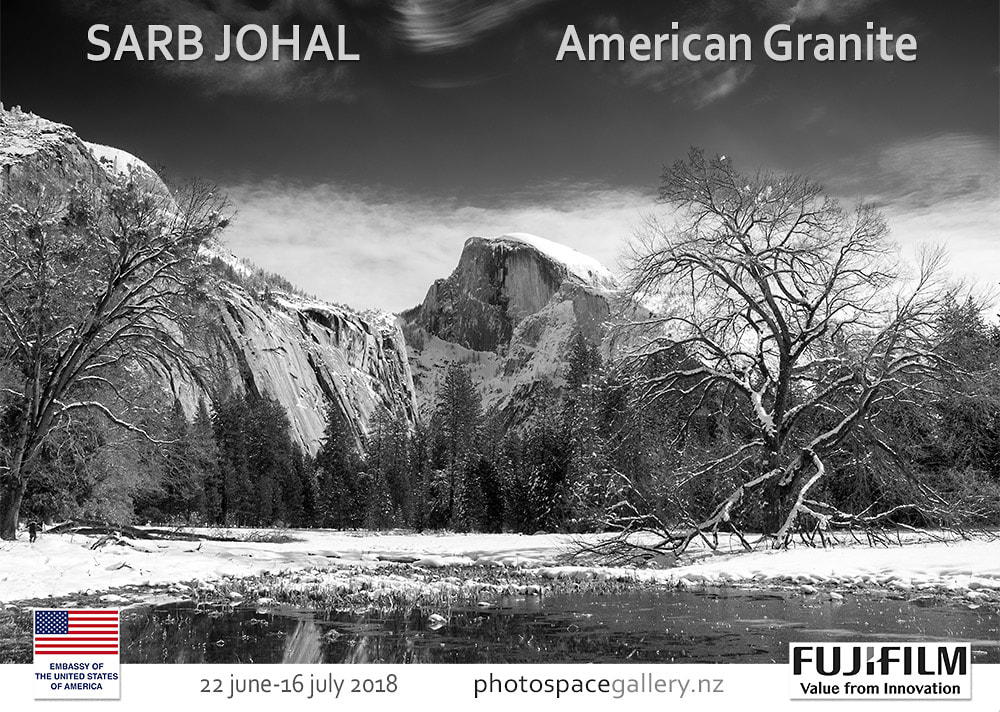 Sarb Johal photographs, Photospace Gallery landscape photography, Yosemite Valley photographs